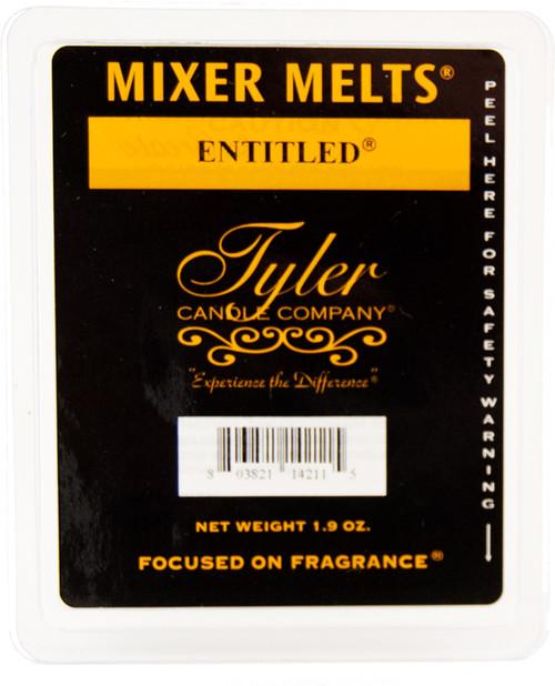 Entitled Tyler Mixer Melt