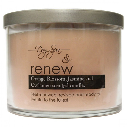Renew Day Spa Aromatherapy by A Cheerful Giver