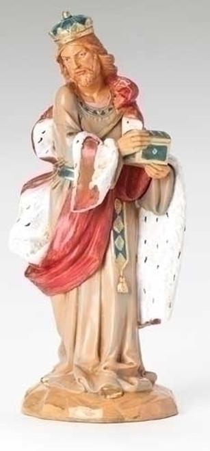 """12"""" Melchior Figure (Resculpt) - Fontanini - Special Order"""
