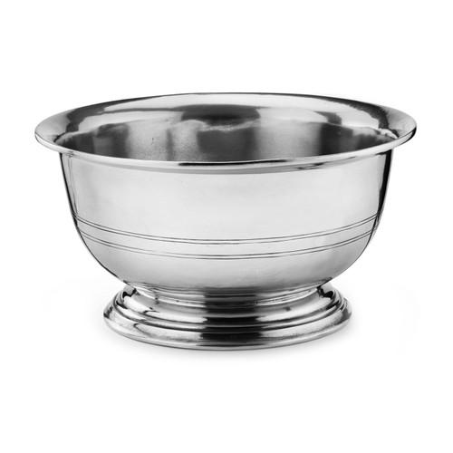 Peltro Footed Serving Bowl - Arte Italica