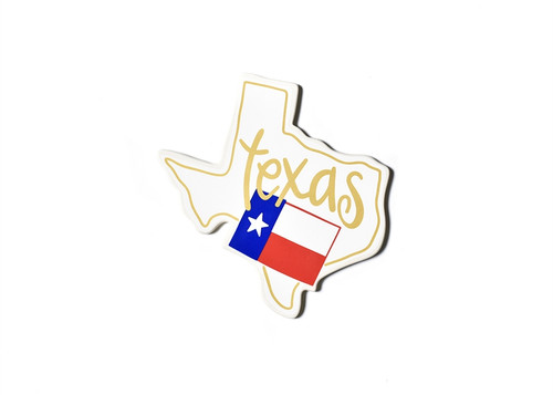 Texas Motif Big Attachment by Happy Everything!