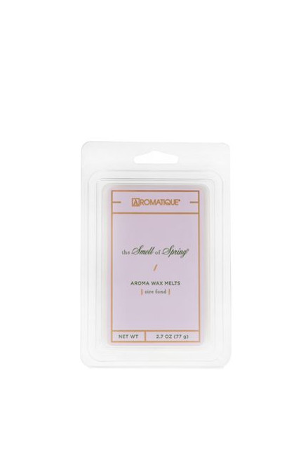 The Smell of Spring 2.7 oz. Aroma Wax Melts by Aromatique