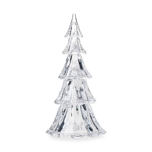 """Berry & Thread 16"""" Large Tower Set of 5 Stackable Clear Trees by Juliska - Special Order"""