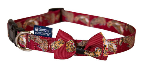 Large Cheetah Collar by Simply Southern