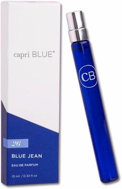 No. 26 Blue Jean Signature Collection Eau De Parfum Spray Pen by Capri Blue