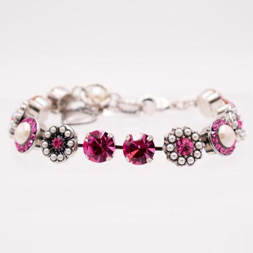 Savannah Rose Pearl Bracelet by Mariana Jewelry