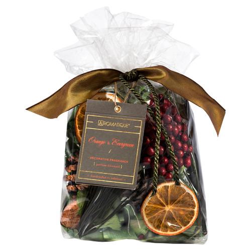 Orange & Evergreen 7 oz. Standard Bag by Aromatique