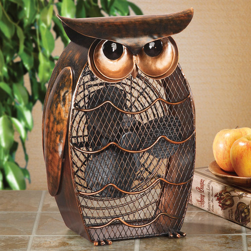 Figurine Fan - Owl