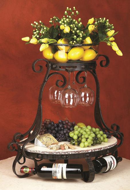 Amalfi Wine & Cheese Server by Bella Toscana