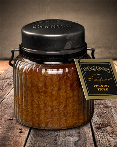 Country Store 18 oz. McCall's Indulgence Jar Candle