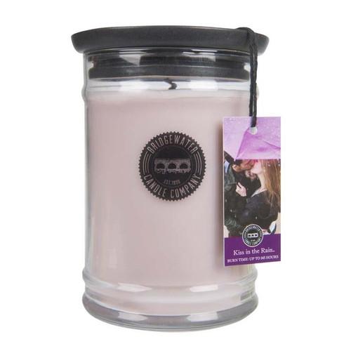 Kiss in the Rain Large Jar Candle - Bridgewater