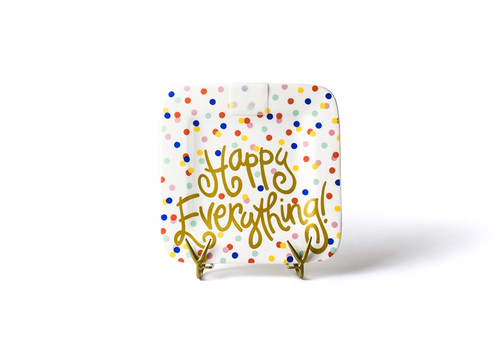 """Happy Dot Happy Everything 9.25"""" Mini Platter by Happy Everything!"""
