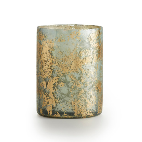Sugared Blossom Emory Glass Jar by Illume Candle