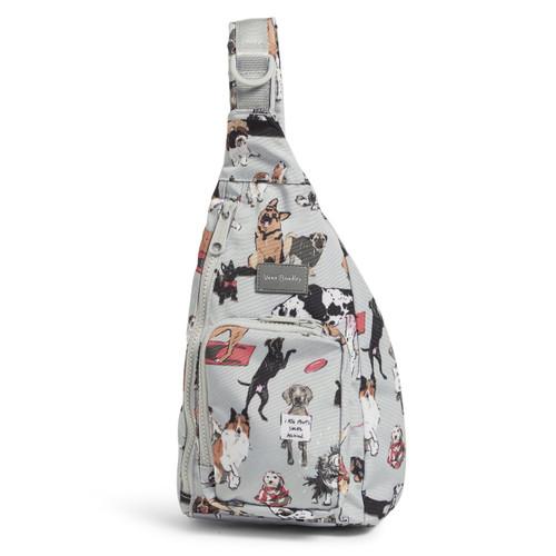 ReActive Mini Sling Backpack Best in Show by Vera Bradley