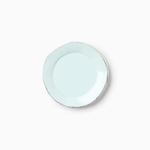 Vietri Lastra Aqua Canape Plate - Special Order