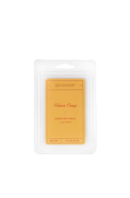 Valencia Orange 2.7 oz. Aroma Wax Melts by Aromatique