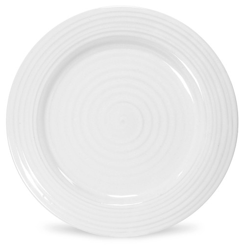 Sophie Conran White Set of 4 Dinner Plates by Portmeirion