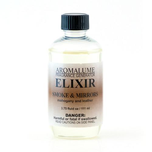 Smoke & Mirrors AromaLume Fragrance Elixir by La Tee Da