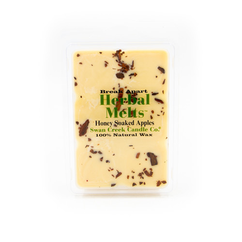 Honey Soaked Apples 5.25 oz. Swan Creek Candle Drizzle Melts