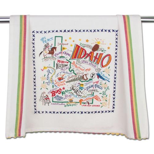 Idaho Dish Towel by Catstudio