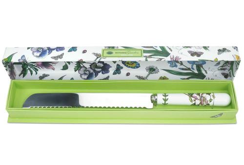 Botanic Garden Bread Knife by Portmeirion - Special Order