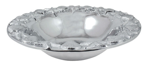 Sea Border Serving Bowl by Mariposa - Special Order