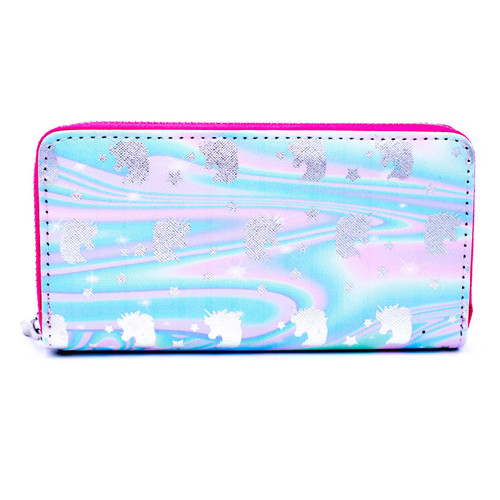 Silver Unicorns Wallet by Simply Southern