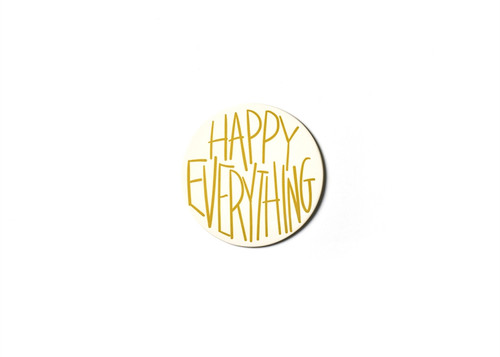 Happy Everything Gold Mini Attachment by Happy Everything!