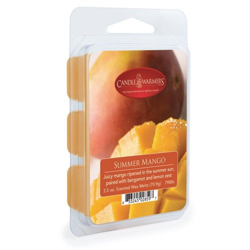 Summer Mango Classic Wax Melt by Candle Warmers