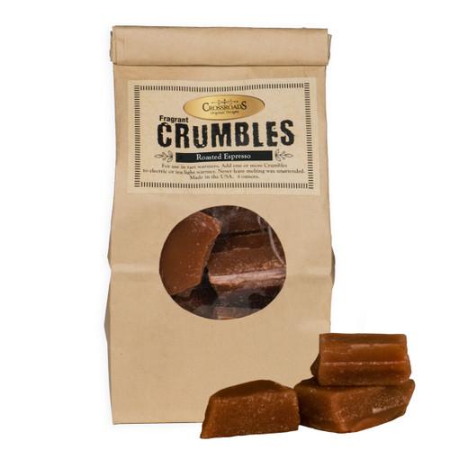 Roasted Espresso Crossroads Crumbles - 6 oz.