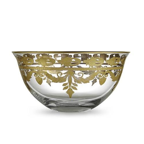 Vetro Gold Serving Bowl - Arte Italica