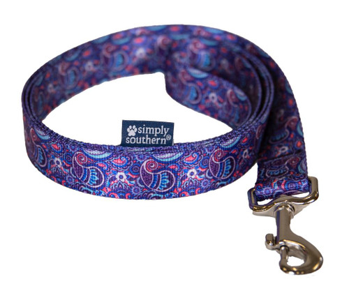 Paisley Leash by Simply Southern