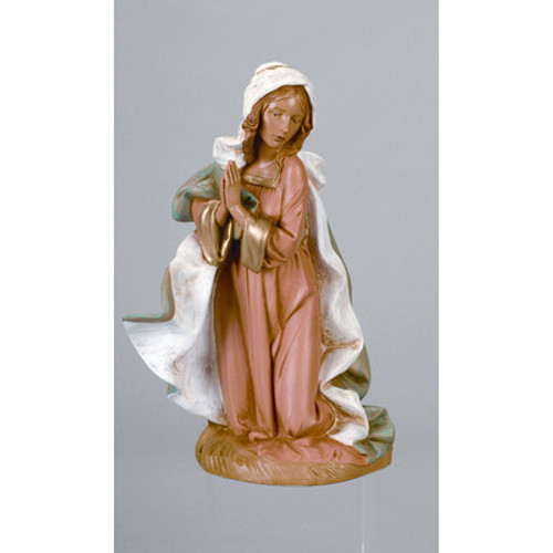"""12"""" Mary Figure - Fontanini - Special Order"""