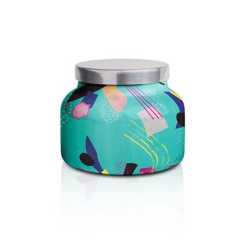 Coconut Santal 8 oz. Gallery Petite Jar Candle by Capri Blue