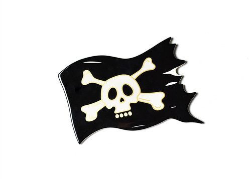 Pirate Flag Big Attachment by Happy Everything!