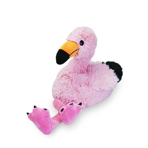 Warmies Heatable & Lavender Scented Flamingo Stuffed Animal