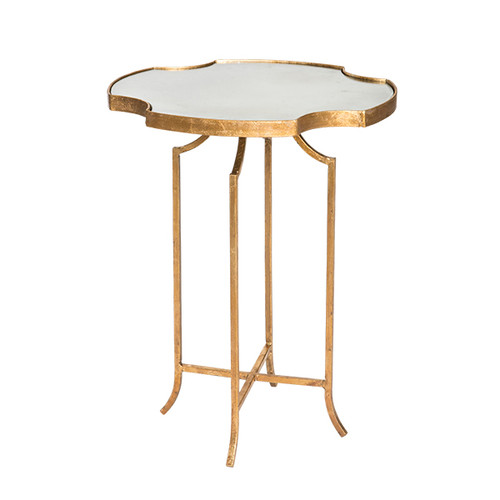 Glass Top Het Lo Occasional Table by Aidan Gray