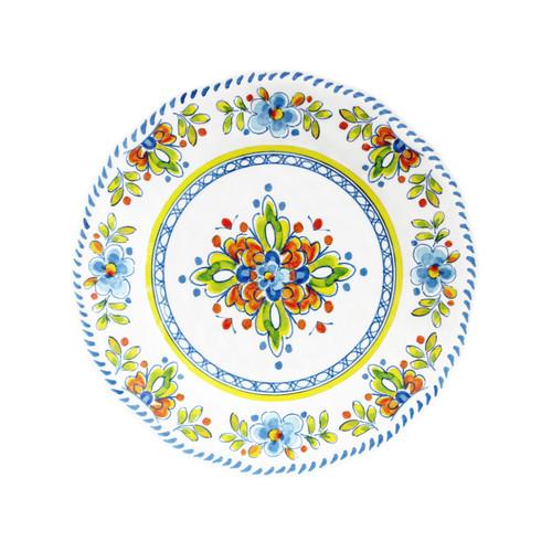 Madrid White Salad Plate by Le Cadeaux