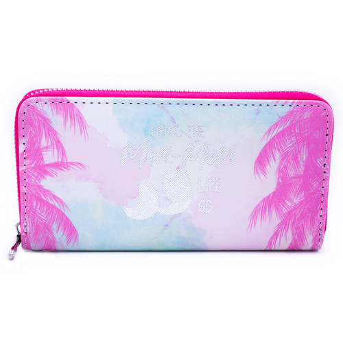 Living the Mer-Mom Life Wallet by Simply Southern