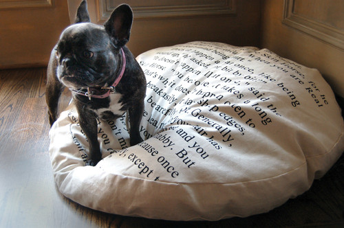 Dog Bed by Sugarboo Designs - Special Order
