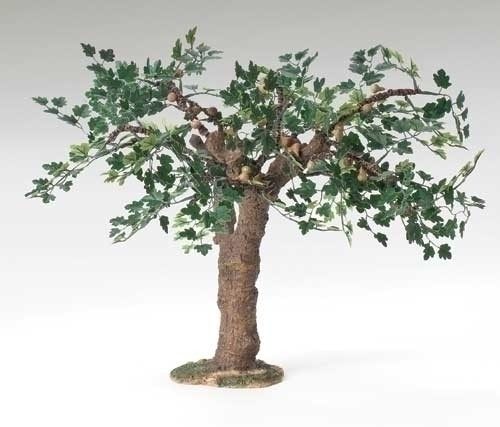 """11.75"""" Fig Tree Accessory for 5"""" Scale Figurines - Fontanini - Special Order"""