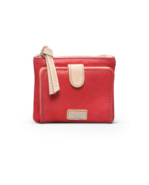 Valentina Teeny Slim Wallet by Consuela