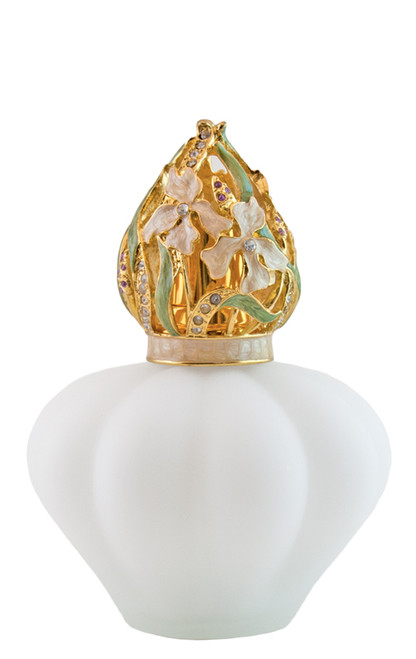 Frosted Garden Fragrance Lamp by Alexandria's