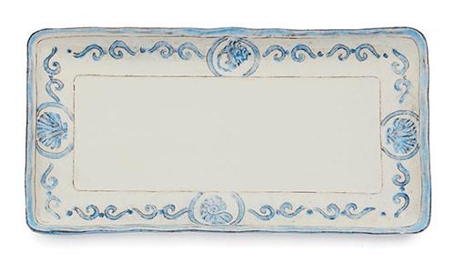 Venezia Rectangular Platter - Arte Italica