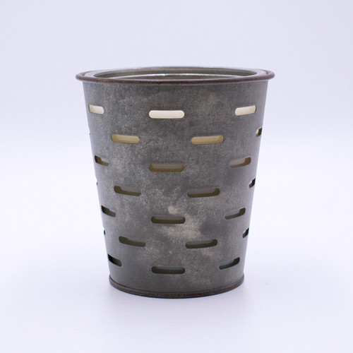 Cirtrus Grove Olive Bucket Candle by Park Hill Collection
