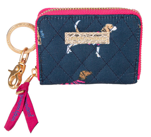 Dog Quilted Key ID By Simply Southern