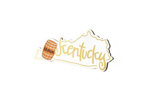 Kentucky Motif Big Attachment by Happy Everything!