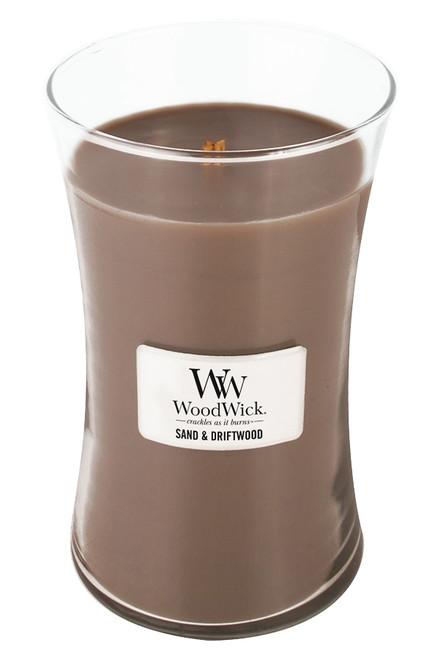 Sand & Driftwood WoodWick Candle 22 oz.
