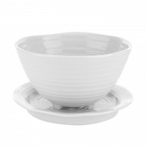 Sophie Conran White Berry Bowl And Stand by Portmeirion - Special Order