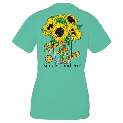 Small Sea Grace Short Sleeve Tee by Simply Southern